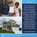 Mortgage Explorers - The Company That Helped Put My Family and I in a Beautiful Home