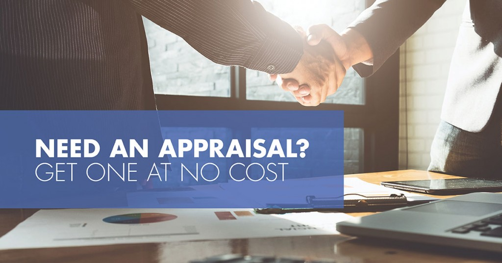 No Cost Appraisal