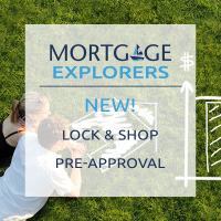 New! Lock Your Interest Rate While You Shop